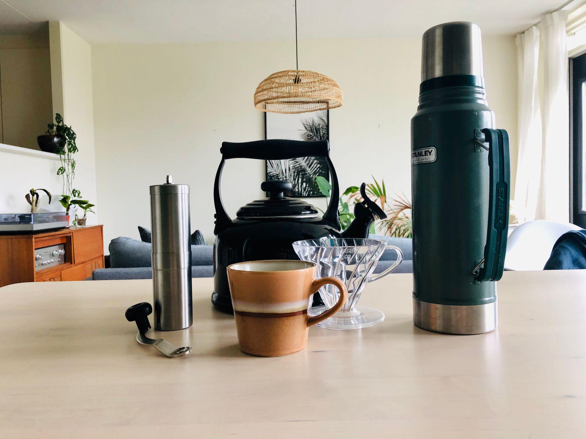 5x De Leukste Retro Koffie Accessoires